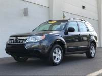 Used 2011 Subaru Forester 2.5X For Sale