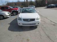 2005 Nissan Altima 2.5 4dr Sedan