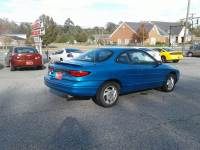 2001 Ford Escort ZX2 2dr Coupe