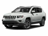 CERTIFIED PRE-OWNED 2016 JEEP COMPASS SPORT FWD 4D SPORT UTILITY