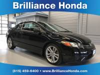 Pre-Owned 2008 Honda Civic Si 2D Coupe