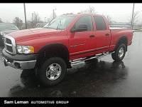 Used 2005 Dodge Ram 2500 Power Wagon Truck in Bloomington, IL