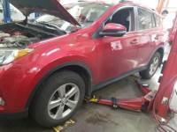 2014 Toyota RAV4 XLE SUV All-wheel Drive