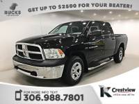 Pre-Owned 2012 Ram 1500 SXT Crew Cab | Remote Starter 4WD Crew Cab Pickup