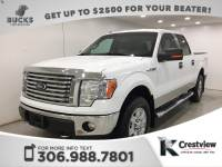 Pre-Owned 2012 Ford F-150 XLT SuperCrew | V8 4WD Crew Cab Pickup
