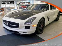 Pre-Owned 2015 Mercedes-Benz SLS With Navigation