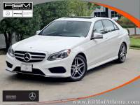 Certified Pre-Owned 2014 Mercedes-Benz E 350 Sport AWD 4MATIC® SEDAN