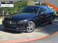 Pre-Owned 2015 Mercedes-Benz C 300 Sport AWD 4MATIC® SEDAN