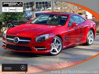 Certified Pre-Owned 2015 Mercedes-Benz SL 550