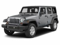 2014 Jeep Wrangler Unlimited Sport 4WD Sport in Spartanburg