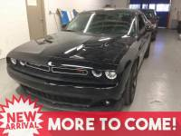 Pre-Owned 2017 Dodge Challenger R/T RWD 2D Coupe
