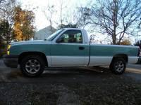 2004 Chevrolet Silverado 1500 2dr Standard Cab Work Truck Rwd LB
