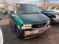 2002 GMC Safari 3dr SLE Extended Mini-Van