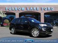 Used 2017 Ford Explorer Limited Limited FWD 4 For Sale in Folsom