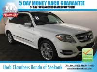 Certified Used 2015 Mercedes-Benz GLK-Class GLK 350 SUV in Seekonk, MA