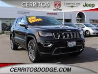 Used 2017 Jeep Grand Cherokee Limited for Sale in Cerritos