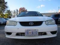 2002 Toyota Corolla LE 4dr Sedan