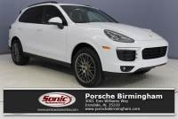 2017 Porsche Cayenne Platinum Edition AWD in Irondale