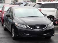 2014 Honda Civic LX 4dr Sedan CVT