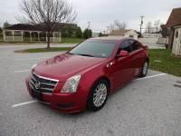 2011 Cadillac CTS AWD 3.0L 4dr Sedan