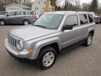2015 Jeep Patriot 4x4 Sport 4dr SUV