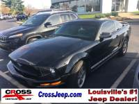 PRE-OWNED 2005 FORD MUSTANG V6 PREMIUM RWD 2D COUPE