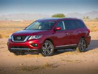 Certified Pre-Owned 2017 Nissan Pathfinder SL FWD 4D Sport Utility