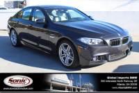 Certified Used 2015 BMW 535i Sedan in Atlanta, GA