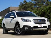 Certified Pre-Owned 2017 Subaru Outback 2.5i Limited with SUV in San Antonio, TX