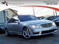 2010 Mercedes-Benz S-Class S 63 AMG 4dr Sedan