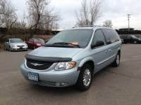 2001 Chrysler Town and Country Limited 4dr Extended Mini-Van