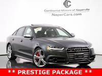 Pre-Owned 2017 Audi S6 Prestige quattro 4D Sedan