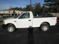 2004 Ford F-150 Heritage 2dr Standard Cab XL 4WD Styleside LB