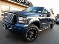 2005 Ford F-250 SD Lariat Crew Cab Long Bed 4WD Harley Davidson