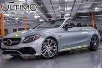 Pre-Owned 2017 Mercedes-Benz C-Class AMG® C 63 S BRABUS 600 Rear Wheel Drive Convertible