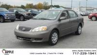 Used 2003 Toyota Corolla For Sale in York, PA | Apple Subaru Serving Shrewsbury PA | Stock #: S8312P