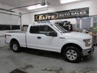 2015 Ford F-150 4x4 XLT 4dr SuperCab 6.5 ft. SB