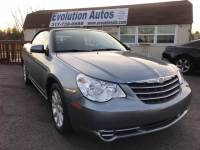 2010 Chrysler Sebring Touring 2dr Convertible