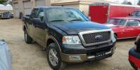 2005 Ford F-150 4dr SuperCab Lariat 4WD Styleside 5.5 ft. SB