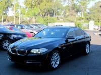 Pre-Owned 2014 BMW 5 Series 535i RWD 4D Sedan