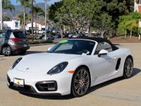 Pre-Owned 2015 Porsche Boxster GTS RWD 2D Convertible