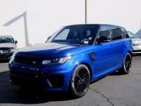 Pre-Owned 2016 Land Rover Range Rover Sport 5.0L V8 Supercharged SVR 4WD