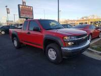 2007 Chevrolet Colorado LS 4dr Extended Cab 4WD SB