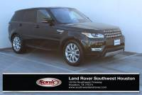 Certified Used 2016 Land Rover Range Rover Sport V6 HSE 4WD 4dr in Houston