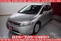 2007 Honda Civic Hybrid 4dr Sedan w/Navi