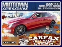 2015 Cadillac ATS AWD 3.6L Premium 2dr Coupe