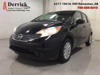 Pre-Owned 2016 Nissan Versa Note Used SV Power Group A/C B/U Cam $79.38 B/W