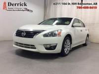 Pre-Owned 2015 Nissan Altima Used S Power Group A/C $95.32 B/W