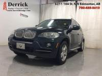 Pre-Owned 2007 BMW X5 Used AWD 4.8i Nav Sunroof Lthr Sts Htd Frt $166 BW