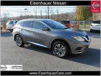 Used 2015 Nissan Murano SL SUV Near Reading